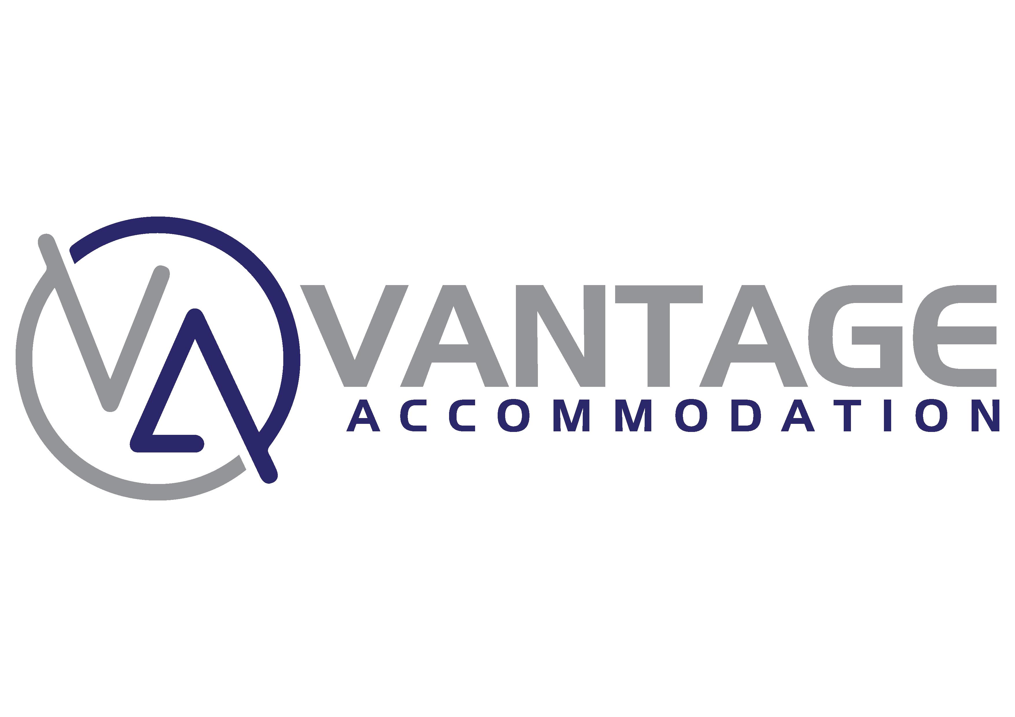 Vantage Accommodation logo